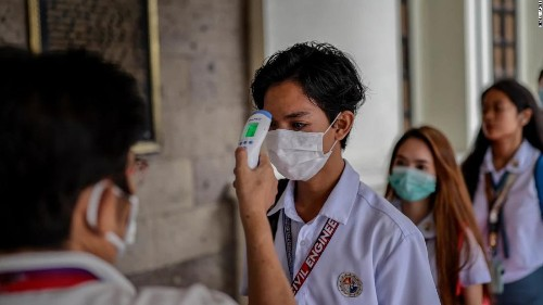 China has deadliest day for coronavirus as US national becomes first foreigner to die