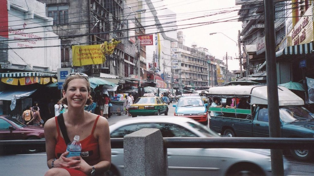 Sent home in stitches: 20 years ago, a motorbike accident put an end to my Thailand adventures