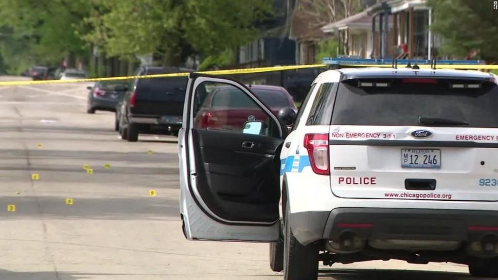 Chicago sees deadliest Memorial Day weekend in years