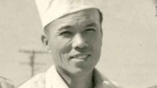 Hikers in California's Sierra Nevada found the remains of a Japanese internee from World War II