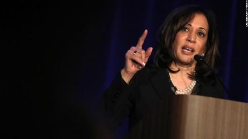 Kamala Harris picks up endorsement from influential Florida Rep. Alcee Hastings