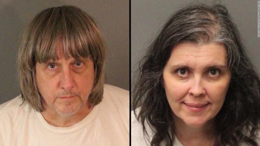 13 siblings held captive in filthy California home, police say