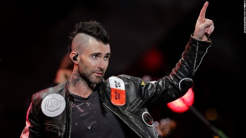 Adam Levine apologizes after fans criticize Maroon 5's performance at Viña del Mar festival in Chile