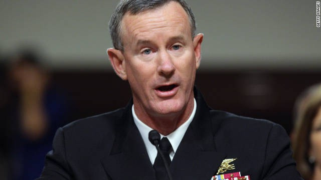 Former top special operations commander who oversaw bin Laden raid says he voted for Biden