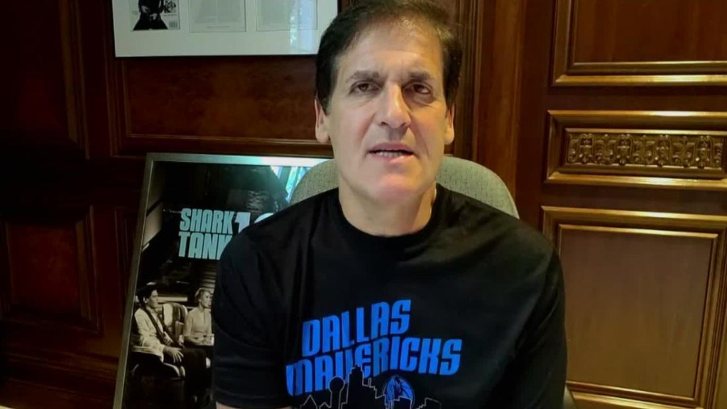 Mark Cuban was seriously weighing a run for president last month. Here's why he decided against it