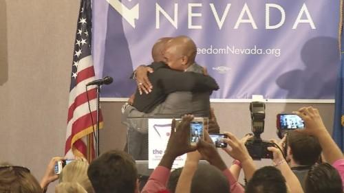 Nevada senator's joyous proposal - CNN Video
