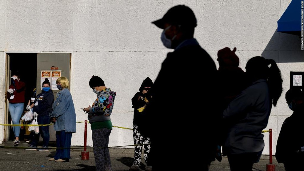 America's miserable winter could get worse for laid-off workers: Pandemic benefits are about to expire