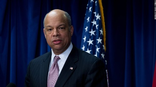 DHS chief: Don't use 'Dreamer' info to deport them