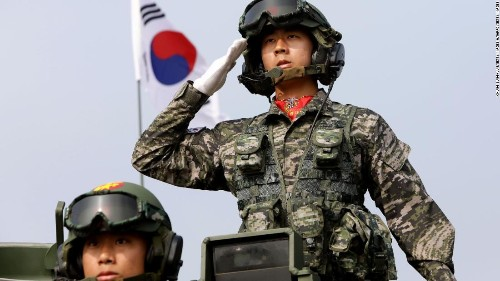Conscientious objectors take military service fight to South Korea's top court