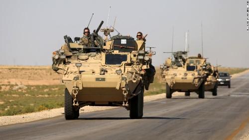 Trump threatens to 'devastate' Turkey's economy if they attack Kurds in Syria