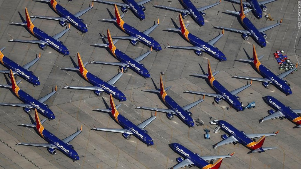 Don't expect to fly on a Boeing 737 Max anytime soon