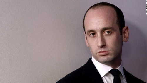 Former Breitbart Editor: Stephen Miller is a white supremacist. I know, I was one too.
