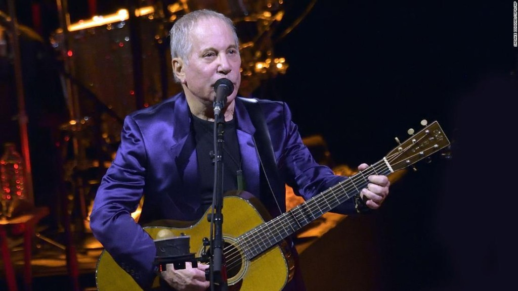 Paul Simon praises 'extraordinary' rendition of 'Bridge Over Troubled Water' by health workers