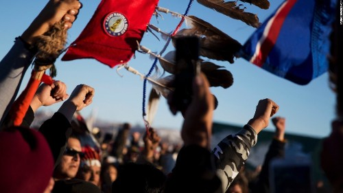 Dakota Access Pipeline to be rerouted