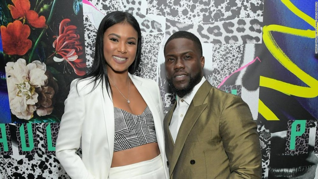 Kevin Hart is annoying pregnant wife during lockdown