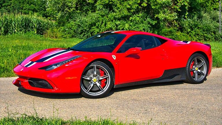 Ferrari fined $3.5 million