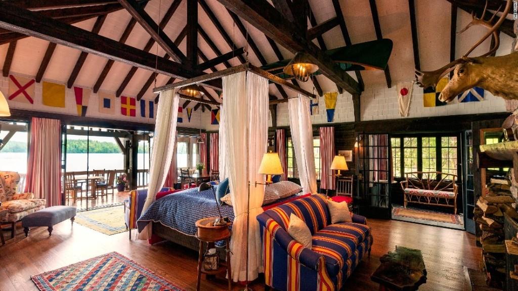 Adirondacks historic lodges: Rough it like millionaires | CNN Travel