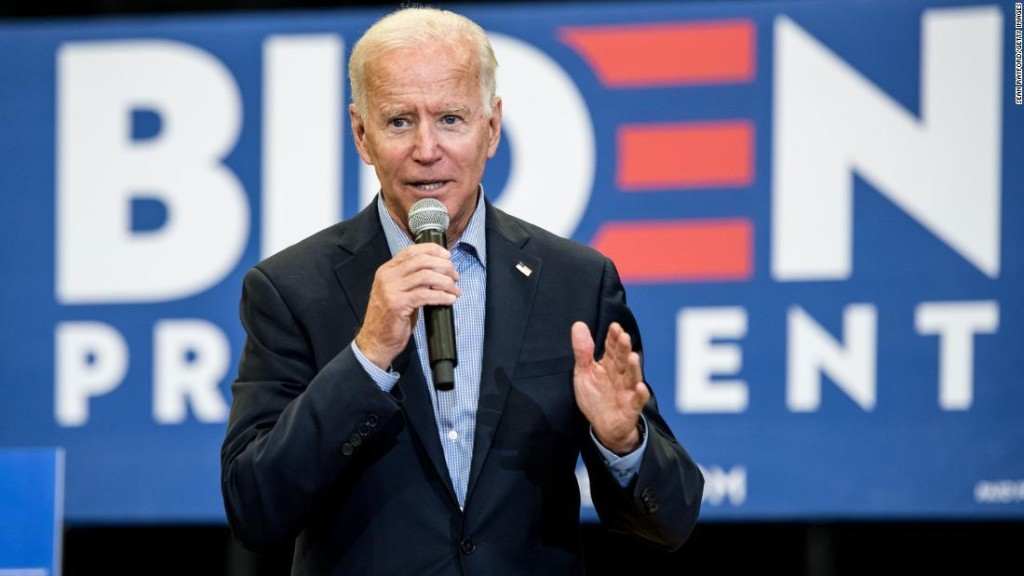 Why Joe Biden's lead is different than Hillary Clinton's
