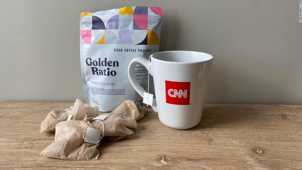Gold coffee review: New brand Golden Ratio launches gold coffee | CNN Underscored