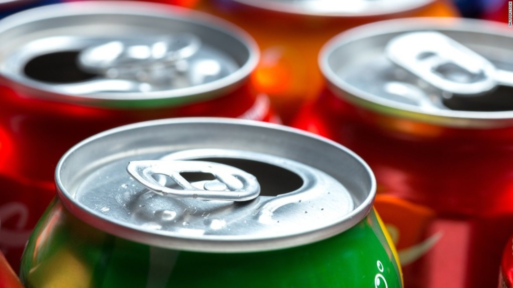 Diet drinks linked to heart issues, study finds