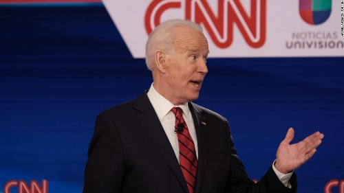 Joe Biden's pledge could change the look of the Supreme Court