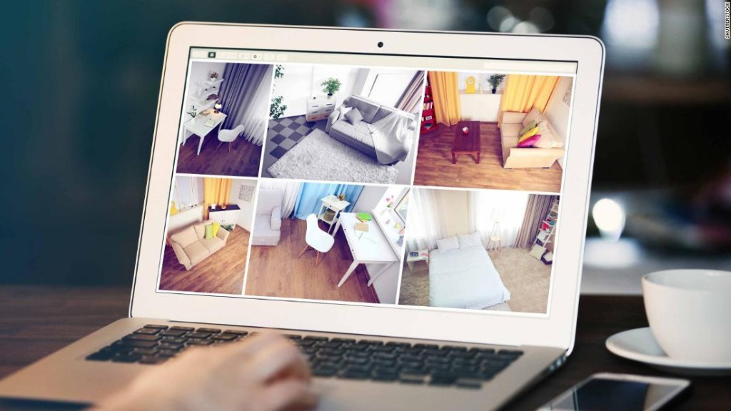 Home security cameras can tell burglars when you're not in