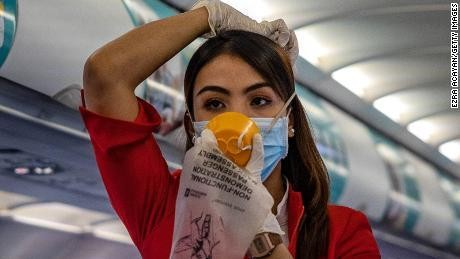 How to stop disease spreading on airplanes and ships