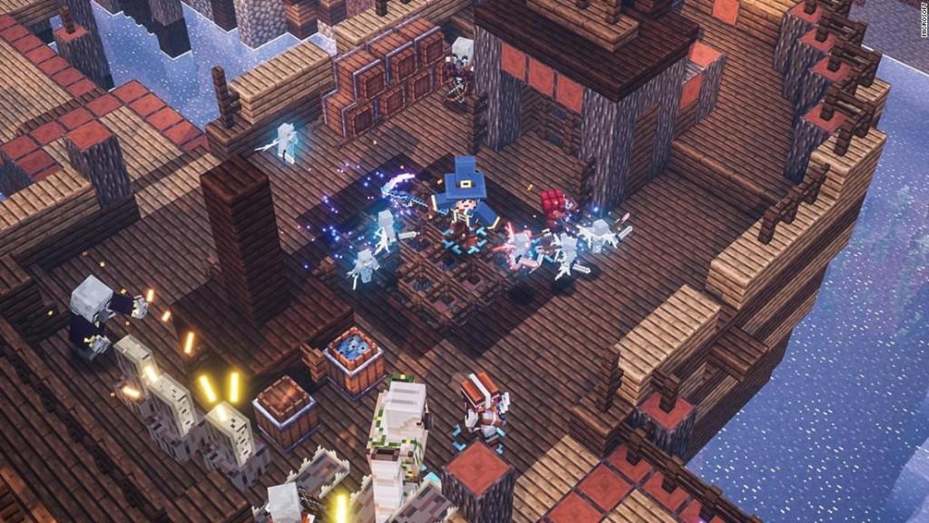 Minecraft Dungeons review - CNN