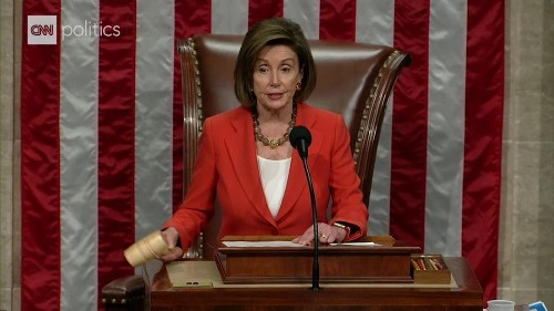 The most important number from today's House impeachment vote