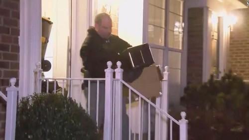 FBI raids home of suspected ISIS supporter in Virginia