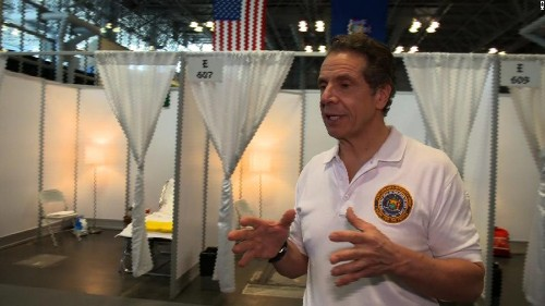 Gov. Andrew Cuomo on Trump's ventilator claim: 'Grossly uninformed' - CNN Video