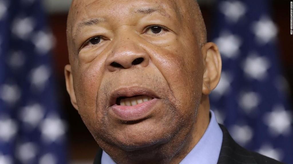 Rep. Elijah Cummings, key figure in Trump investigations, dies at 68