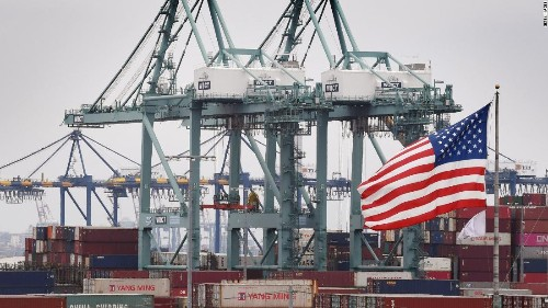 China accuses US of 'economic terrorism' as trade war tensions escalate