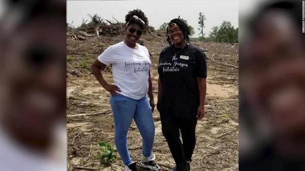 19 families buy nearly 97 acres of land in Georgia to create a city safe for Black people