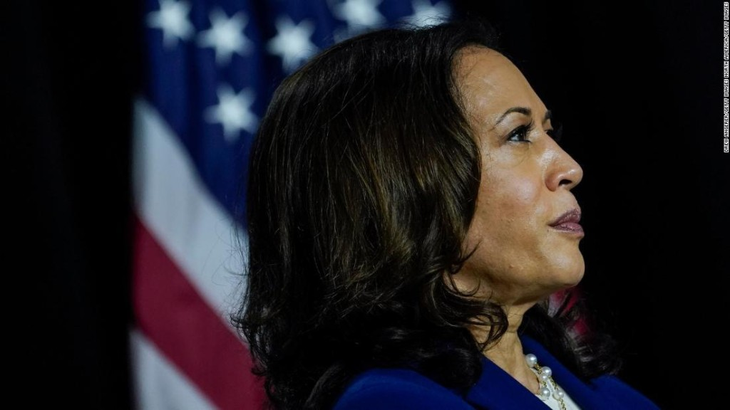 Harris becomes the first female, first Black and first South Asian vice president-elect