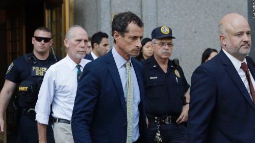 Former Rep. Anthony Weiner released from prison custody: 'It's good to be out'