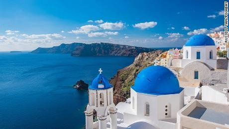 Greece to reopen to tourists on June 15