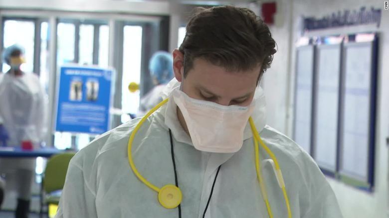 Inside an ER during the coronavirus outbreak