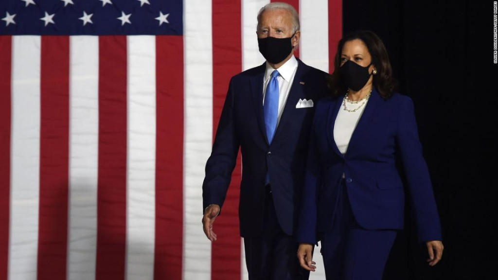 Kamala Harris just showed why Biden chose her as his running mate