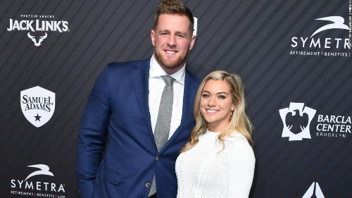 This video of J.J. Watt dancing with his grandma is the cutest thing you'll see today
