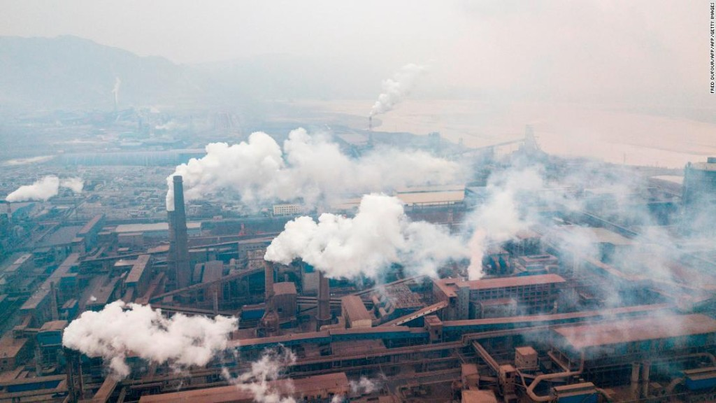 Scientists say they have found the cleanest air on Earth