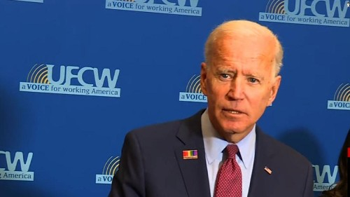 Joe Biden on call for Trump-Ukraine probe: 'I'm the reason there is impeachment going on'
