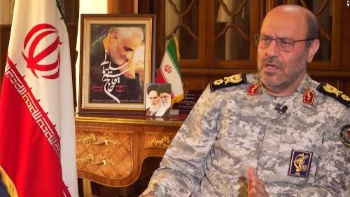 Exclusive: Iran's response to US will be military -- Khamenei's adviser
