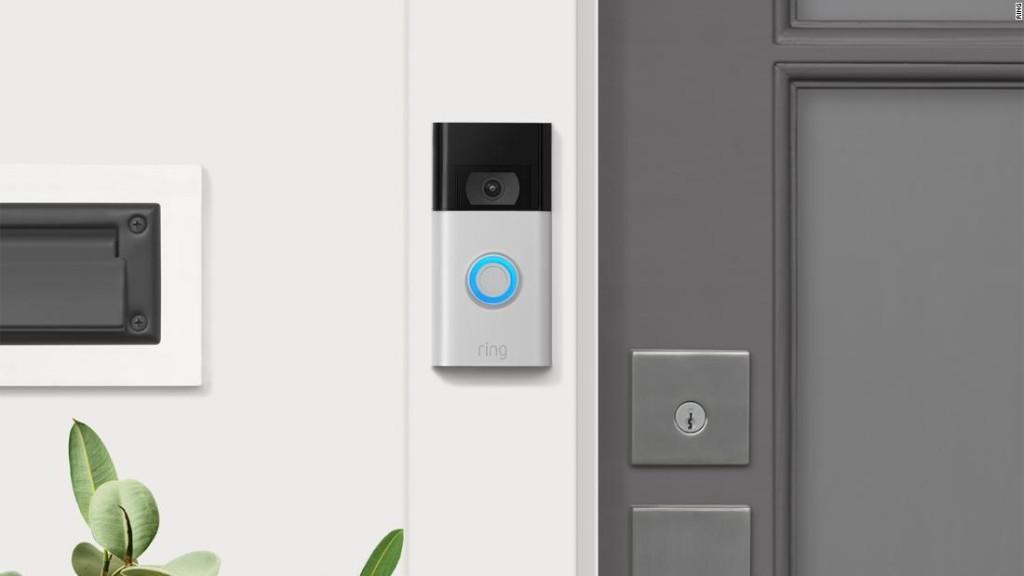 Ring's 2nd Gen Video Doorbell is still just $100, but video is even sharper - CNN