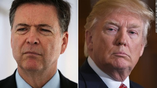 Comey-mania about to take over Washington