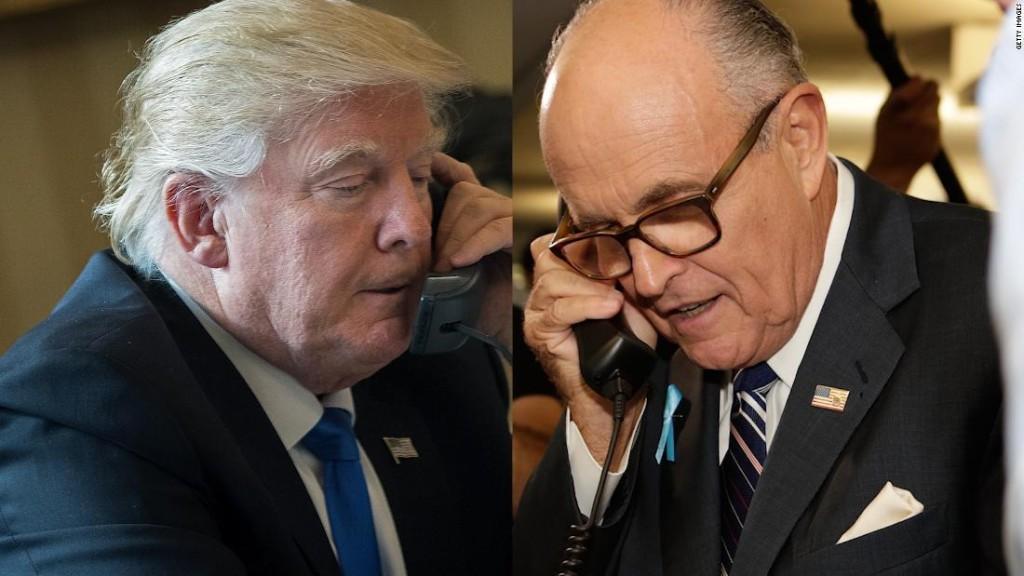 Trump Gaffes. - cover