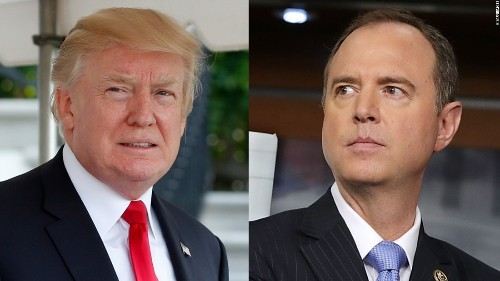 Trump furious after Schiff hires former NSC aides to help oversee his administration