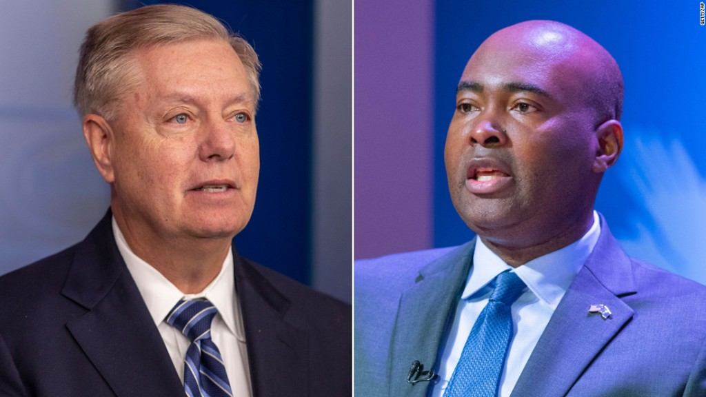Harrison to Graham: You can't give anybody lesson on telling truth