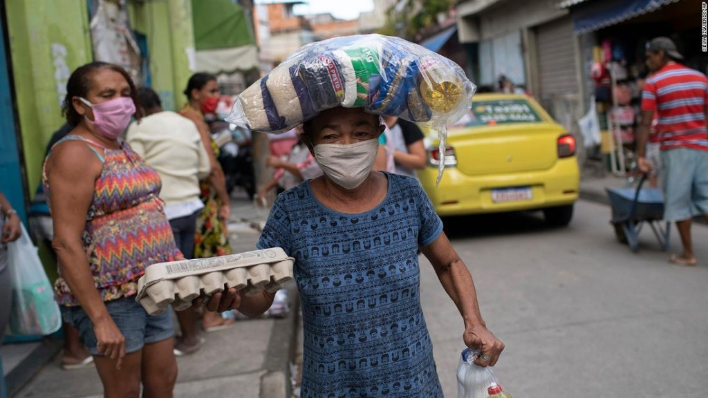The hunger crisis linked to coronavirus could kill more people than the disease itself, Oxfam warns