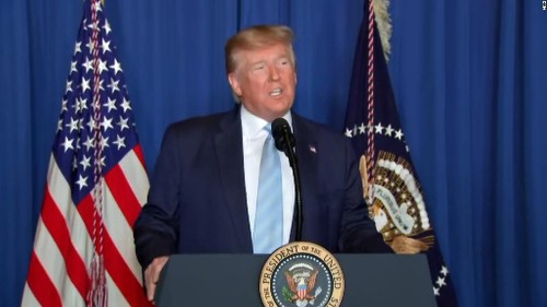 Trump threatens the stability of the world